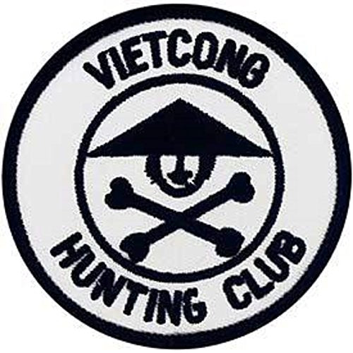 Eagle Emblems PM0008 Patch-Vietnam,Cong Hunt.C 3 inch