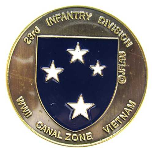23rd Division Challenge Coin
