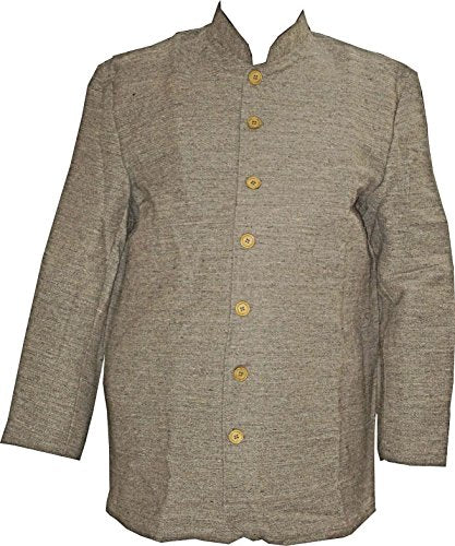 Military Uniform Supply Reproduction Civil War Fatigue Blouse Sack Coat - JEAN WOOL
