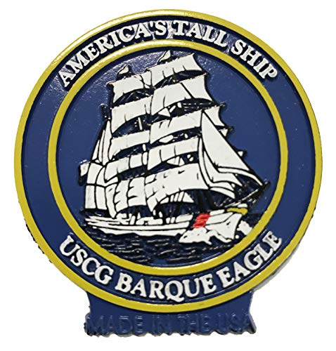 America's Tall Ship USCG Barque Eagle 2