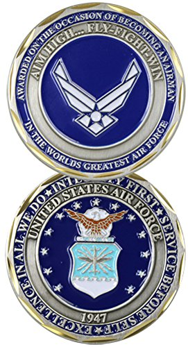 Military Challenge Coins – Military Uniform Supply, Inc