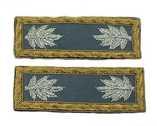 Civil War U.S. Officer's Shoulder Board - INFANTRY - LIEUTENANT COLONEL