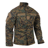 Rothco Camo Army Combat Uniform Shirt