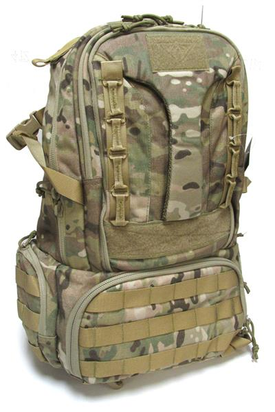 Military Uniform Supply Split Compartment Mountain Backpack