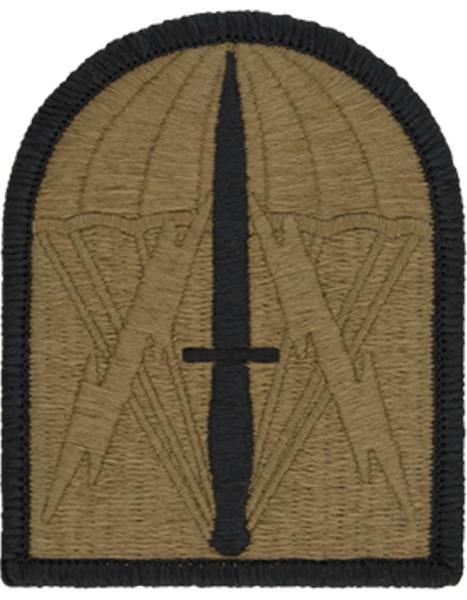 528th Sustainment Brigade Multicam  OCP Patch