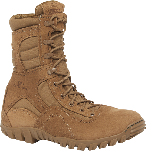 Belleville SABRE 533 Men's Hot Weather Hybrid Assault Boots - Coyote