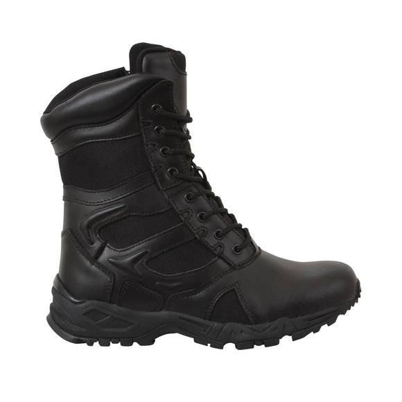 Rothco Forced Entry Deployment Boots With Side Zipper
