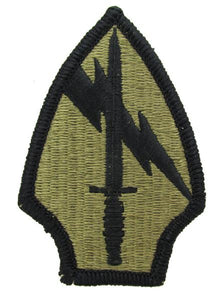 560th Battlefield Surveillance Brigade OCP Patch - Scorpion W2
