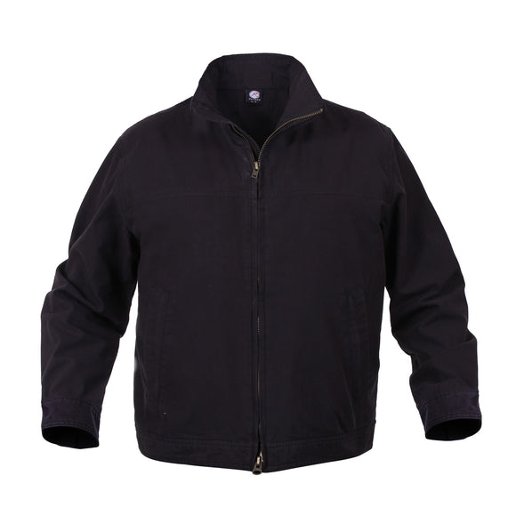 Rothco Lightweight Concealed Carry Jacket Black