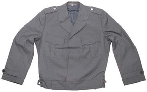 German Army Gebirgsjaeger Uniform Jacket - GREY - Genuine German Surplus Mountain Troops