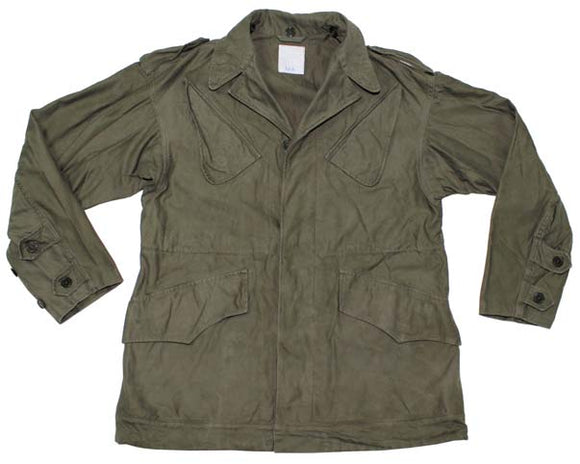 Dutch Field Jacket - Olive Drab (Size 96/100/180 - U.S. Size 44 Chest)