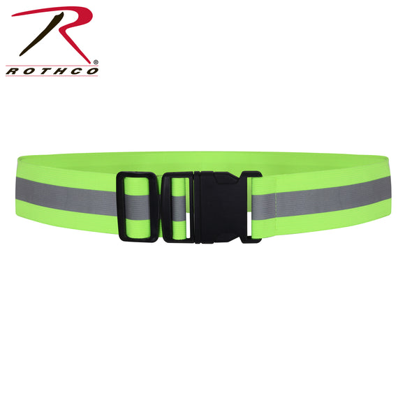 Rothco Reflective Elastic Physical Training (PT) Belt