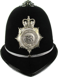 British Bobby Helmet - Authentic British Police Surplus
