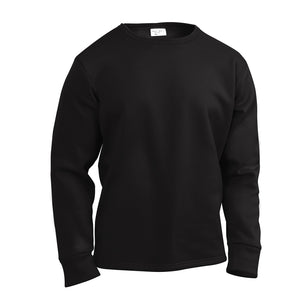 Rothco ECWCS Poly Crew Neck Top Black