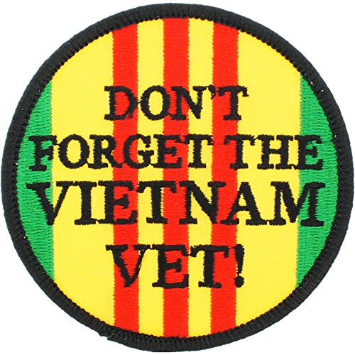 Eagle Emblems PM0017 Patch-Vietnam,Dont Forget 3 inch