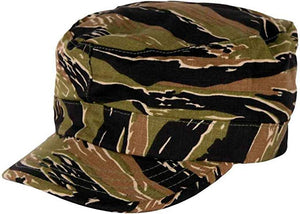Propper Asian Tiger Stripe BDU Patrol Cap - Size 7 Small