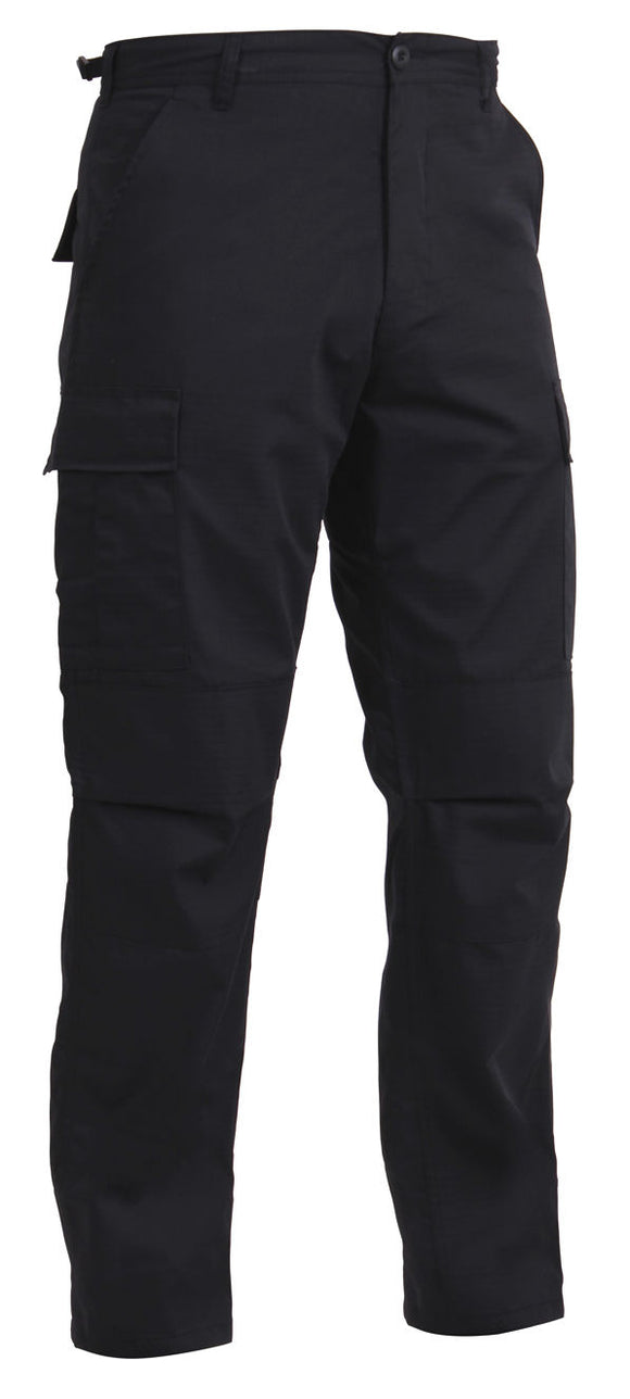 Rothco SWAT Cloth BDU Pants - BLACK