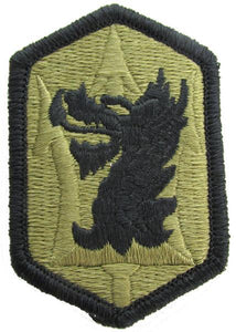 631st Field Artillery Brigade OCP Patch - Scorpion W2