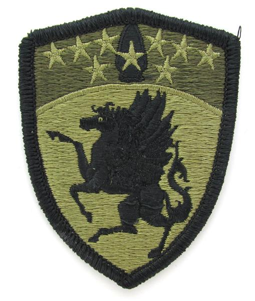 63rd Aviation Brigade OCP Patch - Scorpion W2