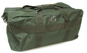 Military Uniform Supply Tactical Duffle Bag - OLIVE DRAB