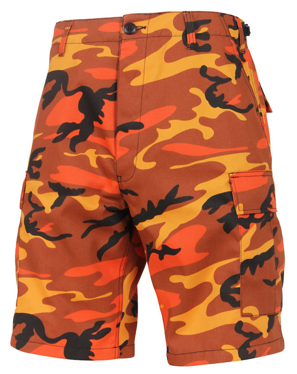 Rothco Colored Camo BDU Shorts - Various Colors