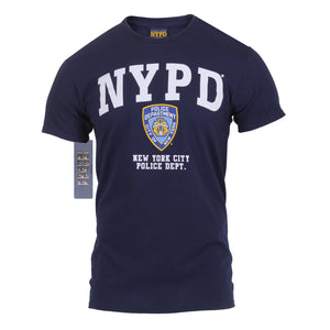 Rothco Officially Licensed NYPD T-shirt