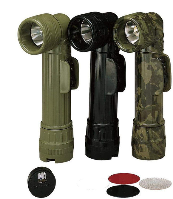 Genuine G.I. Anglehead Flashlight