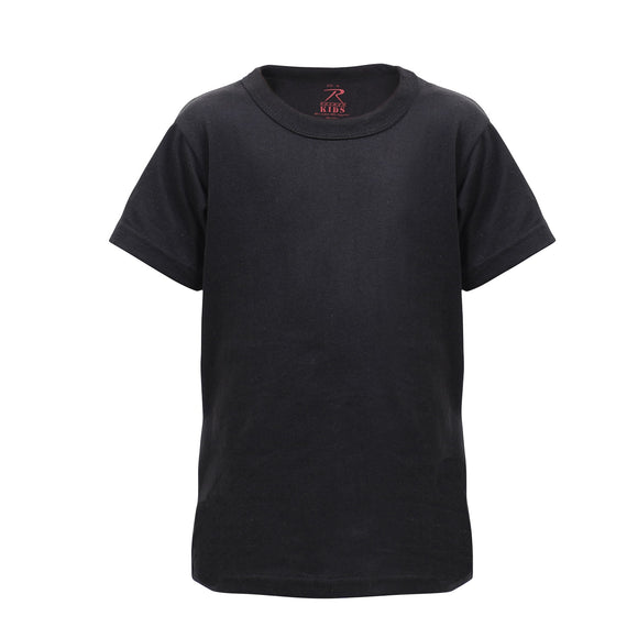 Rothco Kids T-Shirt Black