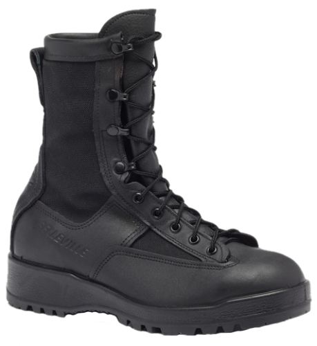 Belleville 700 Waterproof Duty Boots - Black