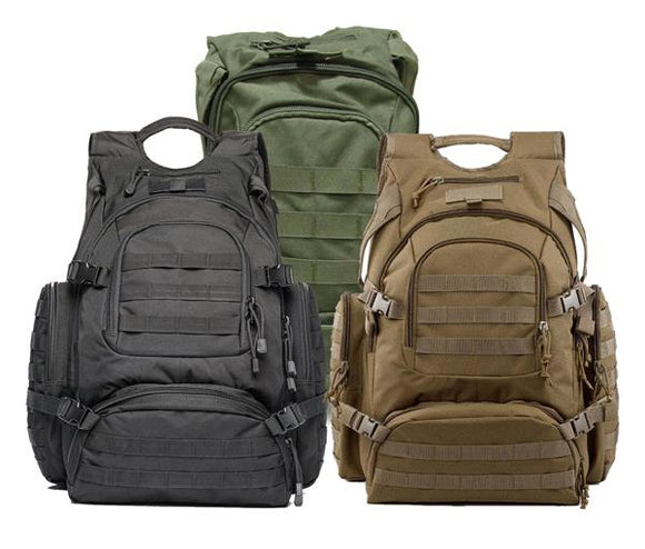 Military Uniform Supply Large Multipurpose Backpack