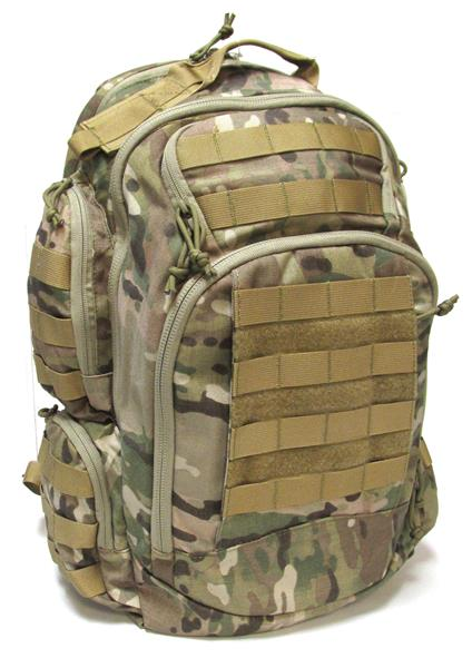 Military Uniform Supply Lightweight Travel Backpack - MULTICAM