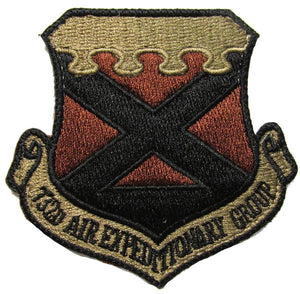 732nd Air Expeditionary Group OCP Patch - Spice Brown