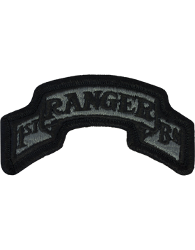 75th Ranger 1st BN ACU Patch Foliage Green - Closeout Great for Shadow Box