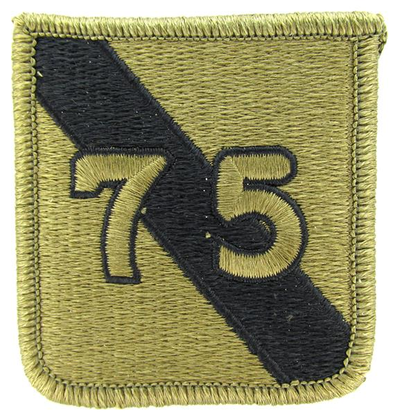 75th Infantry Division OCP Patch