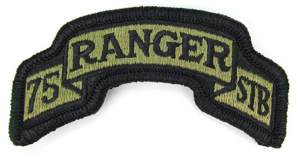 75th Ranger Special Troops Battalion OCP Patch - Scorpion W2