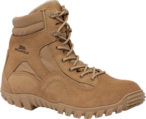 Belleville SABRE 763 Men's 6 inch Waterproof Hybrid Assault Boots - Tan