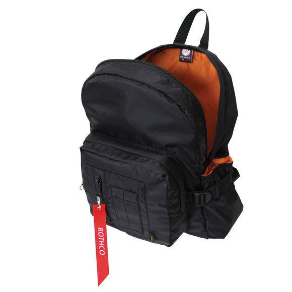 Rothco MA-1 Bomber Backpack Black