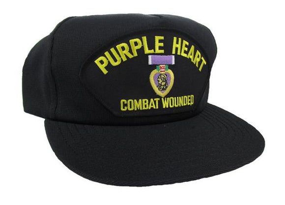 Purple Heart Ball Cap