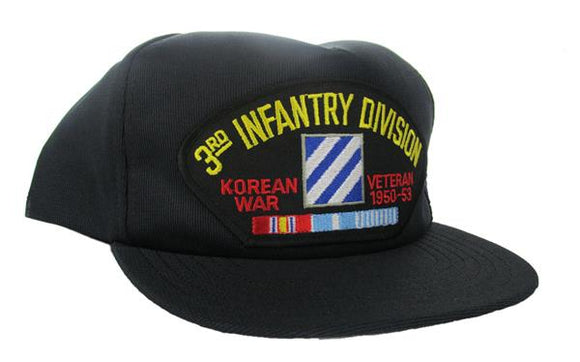 3rd Infantry Division Korea Ball Cap