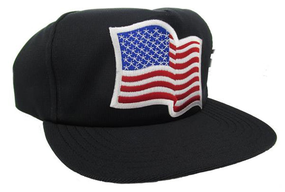 US Flag Ball Cap