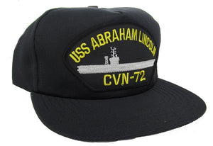 USS Abraham Lincoln Ball Cap
