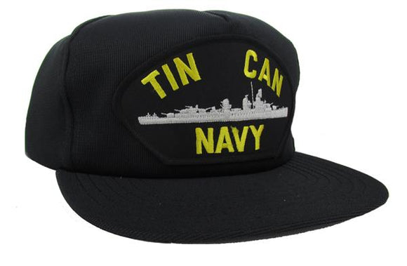 Tin Can Navy Ball Cap