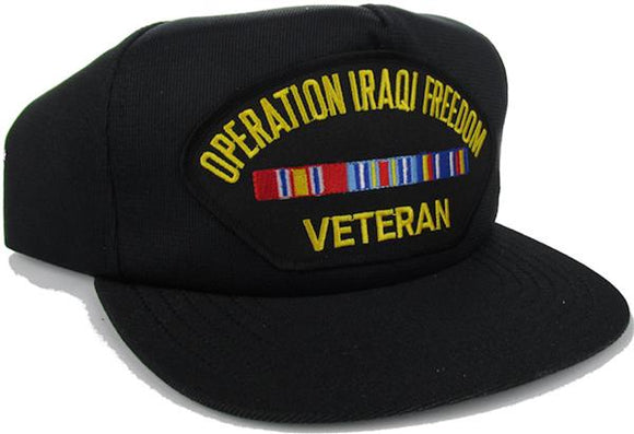 Iraqi Freedom Veteran Ball Cap