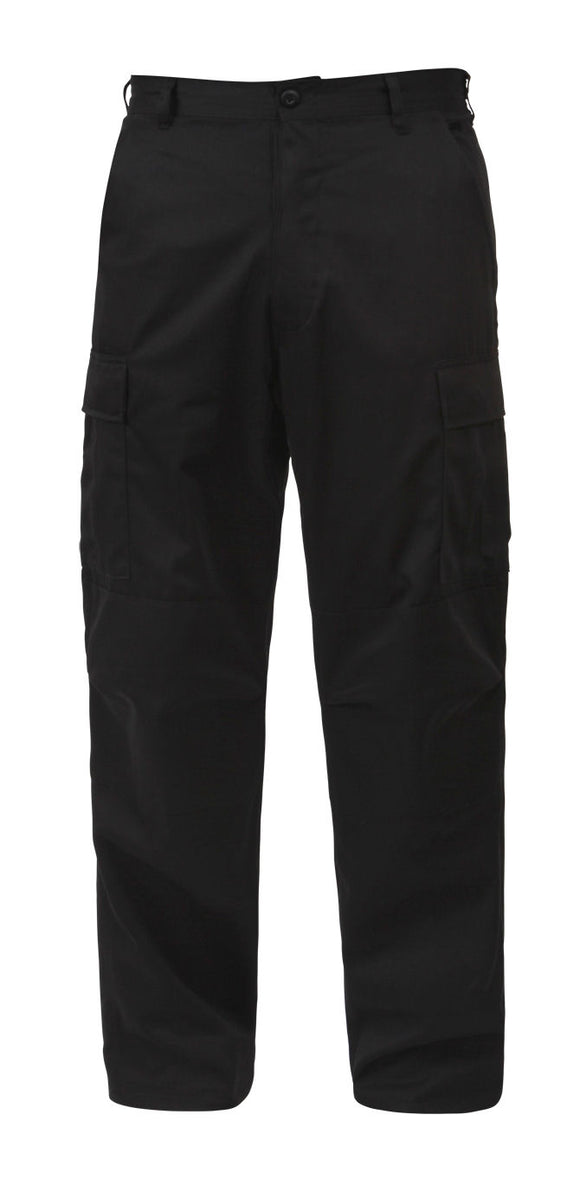 Rothco Tactical BDU Pants - Black
