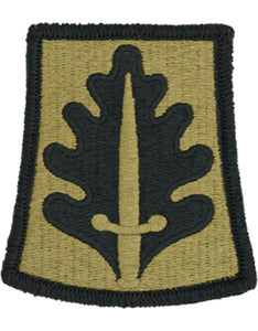 333rd MP (Military Police) Brigade Multicam  OCP Patch
