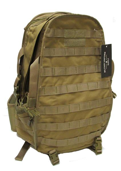 Military Uniform Supply Hiking Pack - Trail Backpack