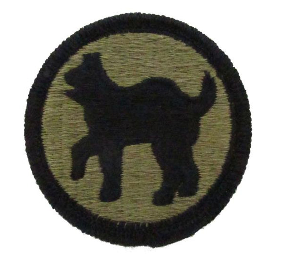 81st Army Command OCP Patch - Scorpion W2