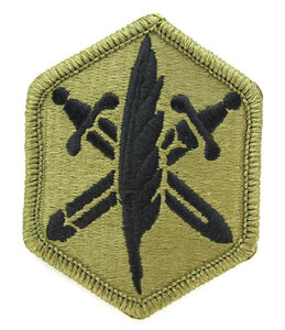 85th Civil Affairs Brigade OCP Patch - Scorpion W2
