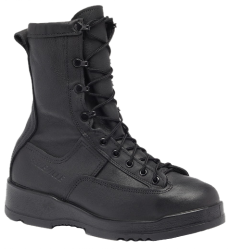 Belleville 880 ST 200g Insulated Waterproof Steel Toe Boots - Black