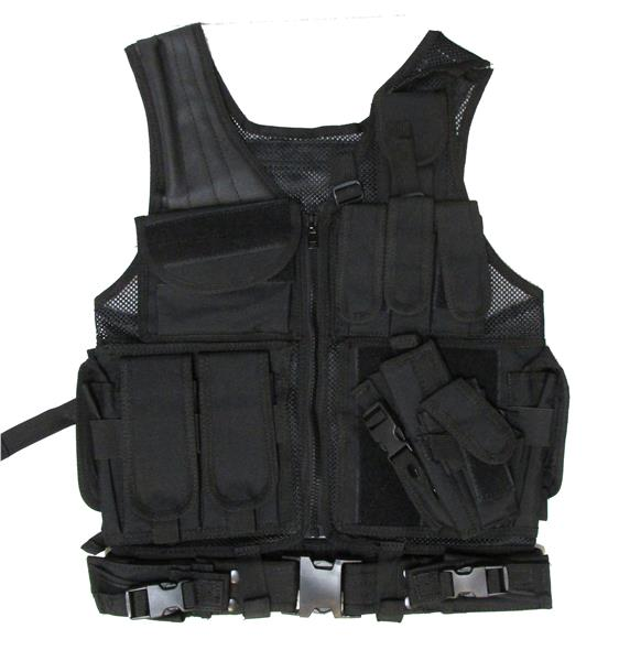 Law Enforcement Style Tactical Vest